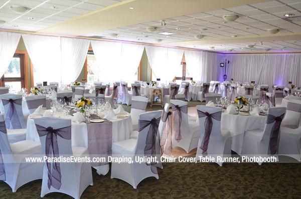 marine drive golf club wedding