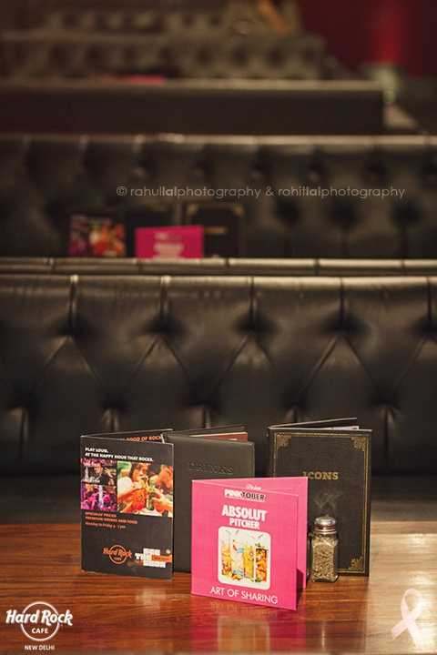 Pinktober special menu