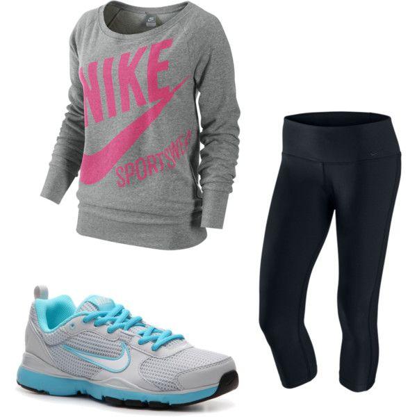 Love Nike workout gear