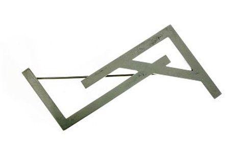 Monogrambrosch by Wiwen Nilsson
