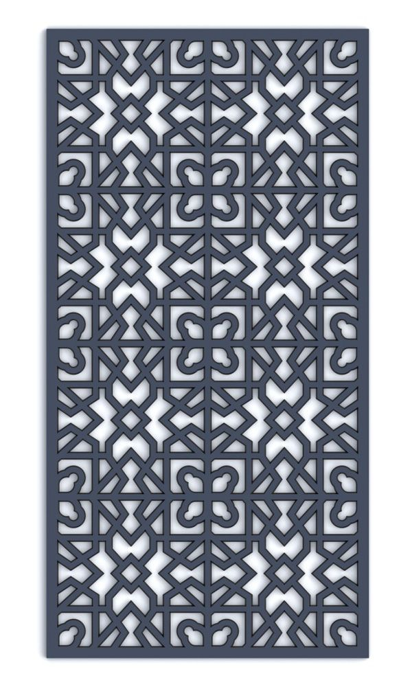 30-501F Islamic V1 MDF Fretwork Screen