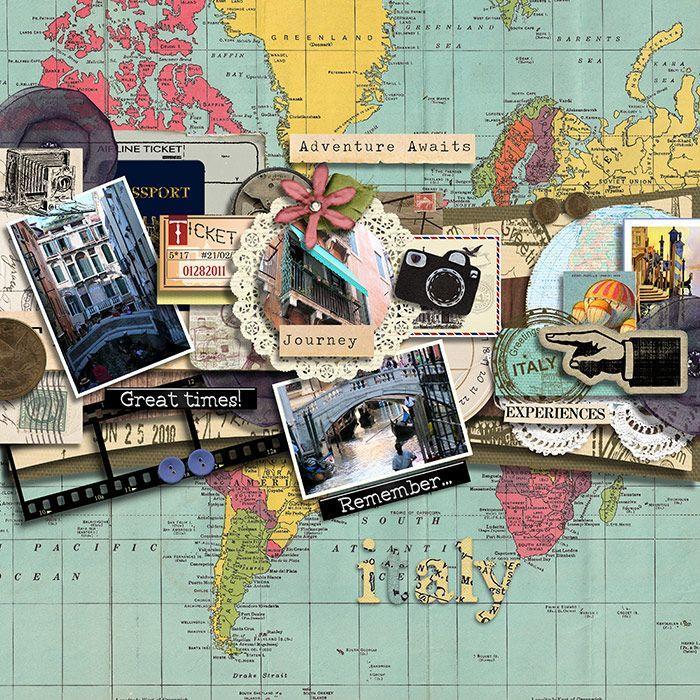 3 photos + ephemera + travel                                                                                                                                                                                 Mais