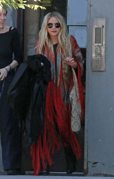 Mary-Kate Olsen Photo - Mary-Kate Olsen Leaves Her Apartment