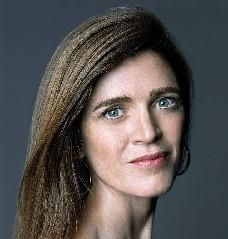 Cass Sunstein and Samantha Power By The Reliable Source  |  April 24, 2009; 2:47 PM ET: New Baby for New D. C. Power Couple
