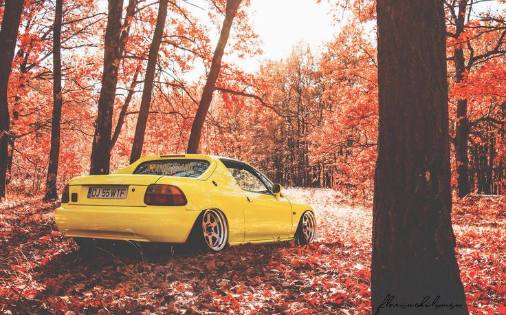 #honda #delsol #crxdelsol #crx #bagged #air #camber #cambergang #cleanbay #romania