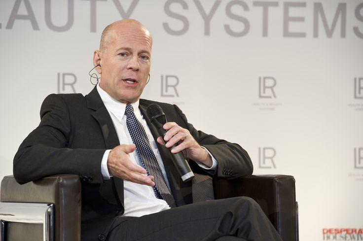 Bruce Willis | LR Health & Beauty Systems