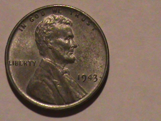 an experiment forging a fake 1943 copper penny Heard about the rare 1943 penny worth 6 figures how to tell if you have one,  how to find it (and other rare pennies) & how to spot a fake 1943 copper penny.