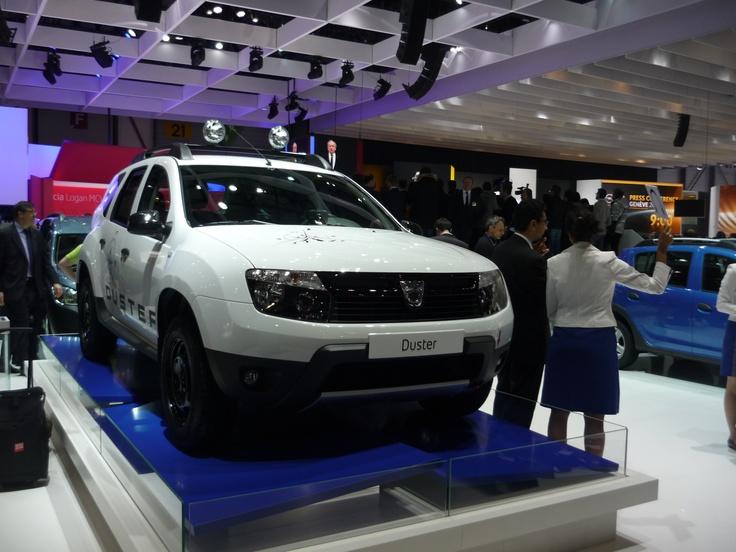 Seria limitată #Dacia #Duster #Adventure!