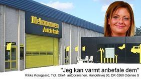 En stor tak til Rikke Korsgaard!    Det er med tak og stolthed, at vi hos Mekonomen Autoteknik - ES Motor i Brøndby hos modtaget denne anbefaling på Linkedin fra Rikke Korsgaard.    Læs denne, og mange andre vurderinger af vores værksted på Vallensbækvej 6, på vores hjemmeside www.es-motor.dk.