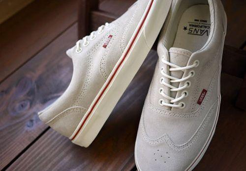 vansFlaneur Style, But, Wingtip Era, Ispy Shoes, Foot Shoes, Man, Kicks, Dope Fashion, Wingtip Vans