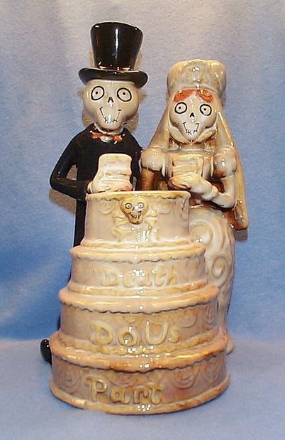 Yankee Candle Boney Bunch Bride & Groom, Cake