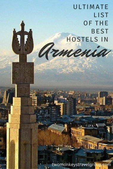 Providing you the ultimate list of the BEST HOSTELS IN ARMENIA – includes rates, locations and great reviews that will definitely help you with your stay anywhere in Armenia!  In this article, you will find the following – Best hostels in Yerevan; Best hostels in Ejmiatsin; and Best hostels in Tsaghkadzor.
