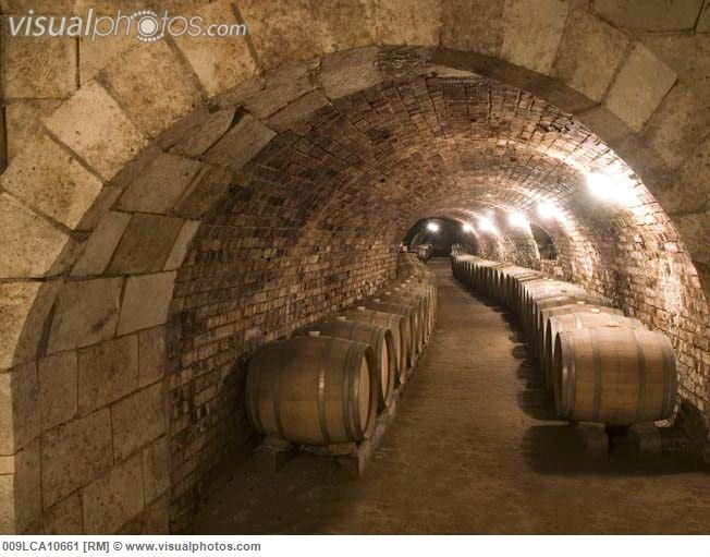 Tokaji Wine Caves. Tokaji. Hungary