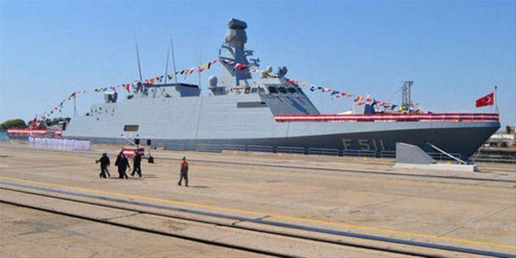 MİLGEM çalışmaları çerçevesinde üretilen iki korvetten TCG Büyükada, üstün donanımı, radarlara yakalanmama özelliği ve nitelikli savaş harekat merkeziyle adeta Türk Deniz Kuvvetlerinin gücünü yansıtıyor.