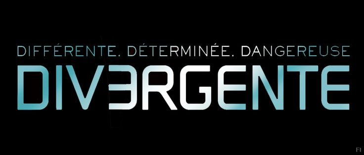 Phénomène de l'année, chronique sur le premier tome de la série Divergente, Critique et avis sur le tome 1 de la série événement de Veronica Roth.