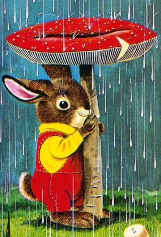 I am a Bunny art