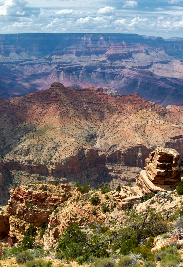 grand canyon south rim 4th of july