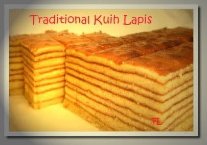 Another favourite CNY goodies - Traditional Kek Lapis.  This is one of the cake that I love to eat and my sisters always bring one for me fr...