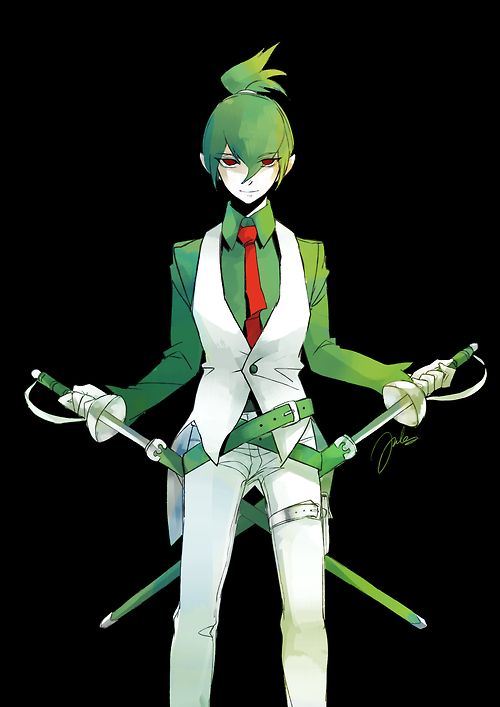 gallade gijinka | alternative pokemon art artist gallade gijinka by request