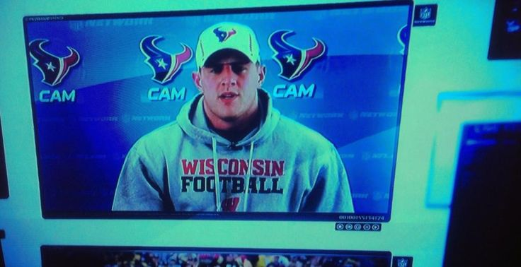 Check out @JJWatt in this @NFLNetwork commercial.