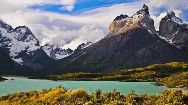 Patagonia Time Lapse Video by Adam Colton