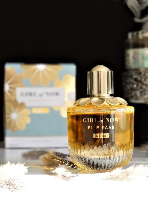 Girl Of Now Shine Elie Saab Parfume Bottel Perfume Elie Saab