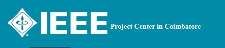 Final year project center in coimbatore for engineering students of EEE, ECE, CSE and IT. IEEE Format projects in Coimbatore