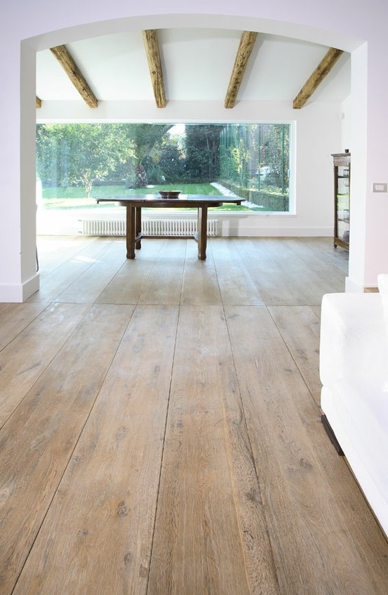 Pavimento in quercia - Oak Flooring | dcasa.it