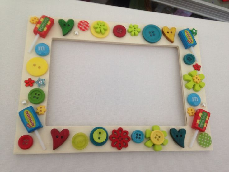 Button frames