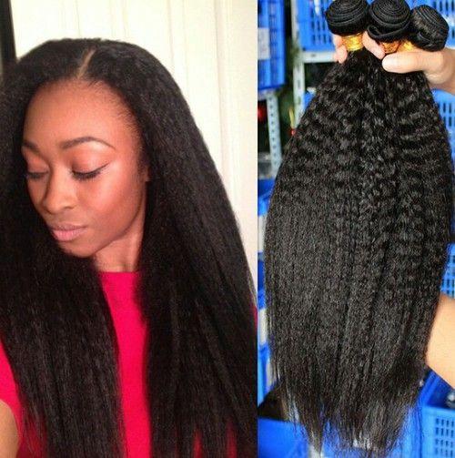 404 best wigs and weaves images on pinterest hair birthday hair natural looking weave pmusecretfo Gallery
