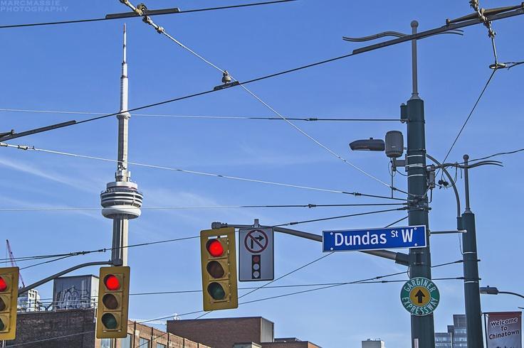 Dundas and Spadina, Toronto