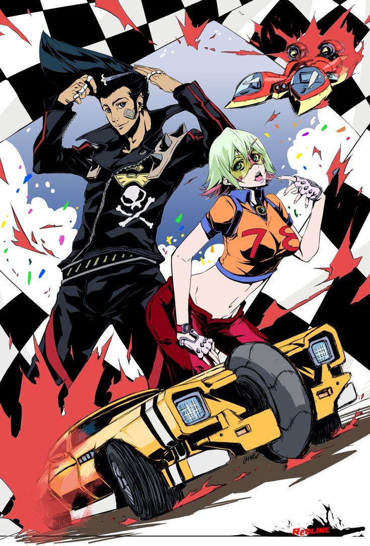redline sonoshee Google Search Anime, Anime art