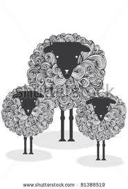 shear sheep illustration - Google Search
