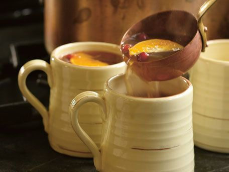 Chai Cider.  I have to try this recipe.