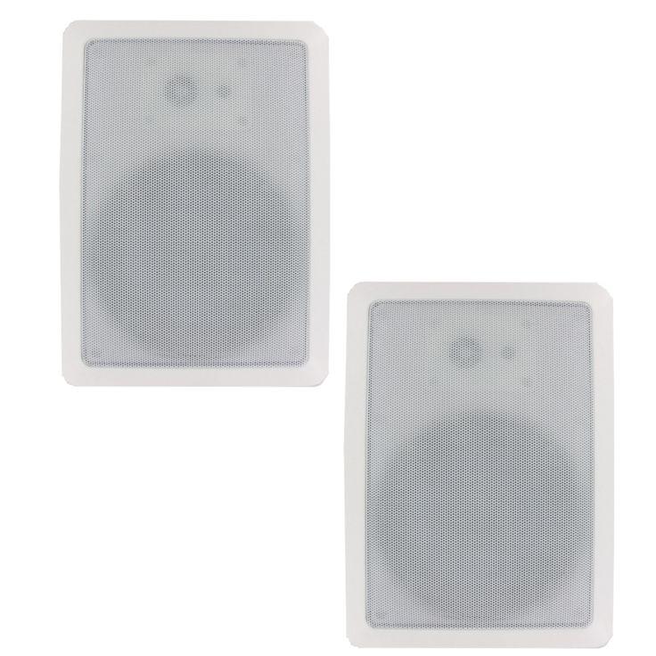 blue octave bdw62 in wall speakers 65inch home kevlar speaker pair 680watt