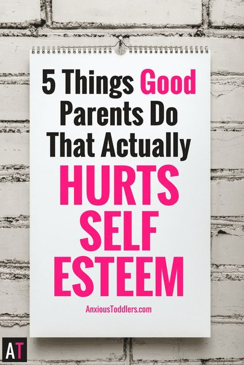 We all want our kids to be the best version of themselves. Learn what you shouldn't do and what self-esteem activities for kids actually works!