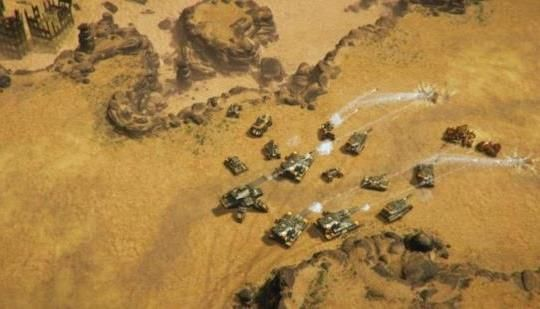 Reconquest is a new real-time strategy game inspired by Command & Conquer out on December 16th
