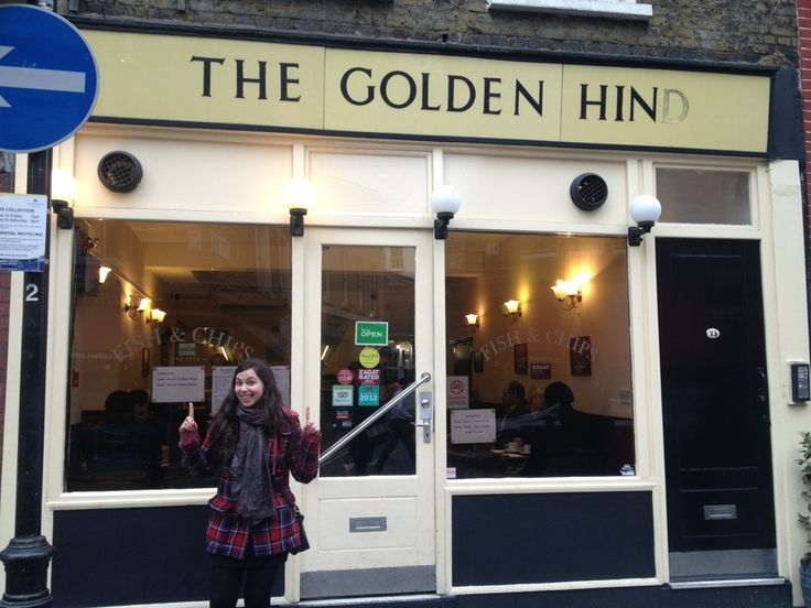 The Golden Hind in Marylebone, Greater London