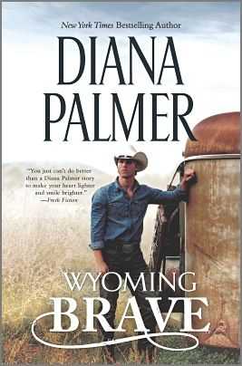 Wyoming Brave by Diana Palmer reached #2 on the Globe and Mail Romance/Erotica Bestsellers List for January 21st, 2017!
