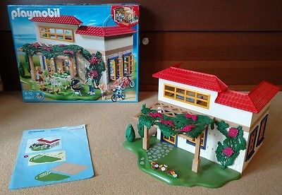 Playmobil 4857 summer fun #family #holiday home #(boxed), View more on the LINK: http://www.zeppy.io/product/gb/2/222326968019/