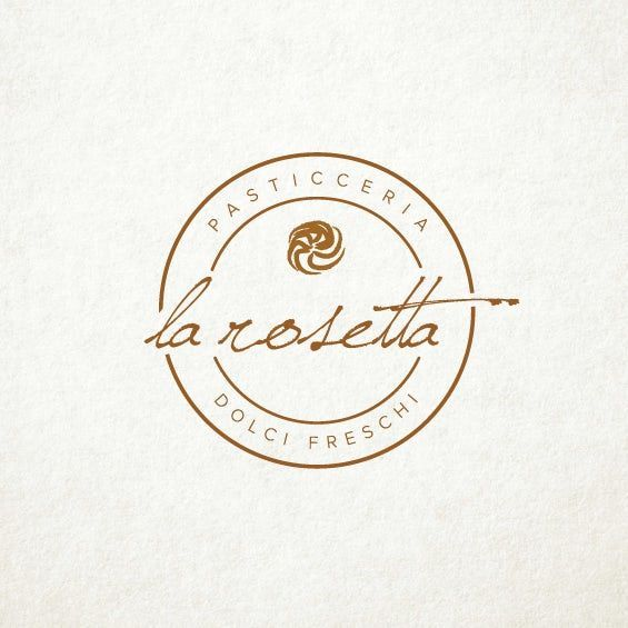 30 Bakery Logos That Are Totally Sweet 99designs Bakery Logo Baking Logo Design Cafe Logo Design