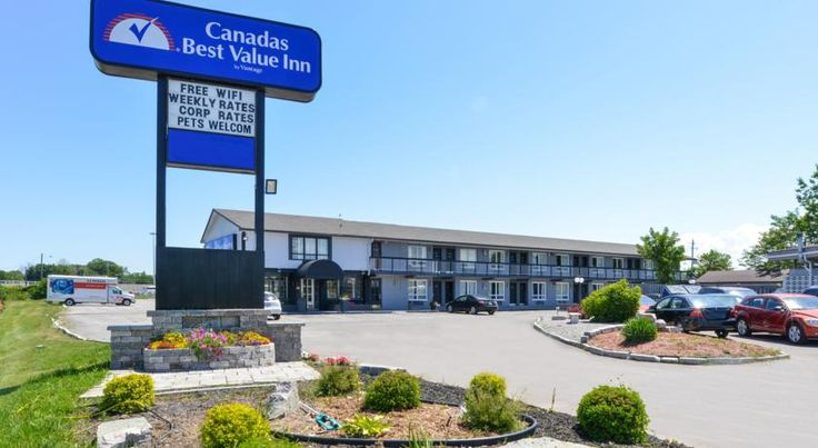 Canadas Best Value Inn St. Catharines Saint Catharines Directly off a major area freeway and only a short drive from the stunning Niagara Falls, this St. Catharines hotel provides guests with many thoughtful amenities in a convenient location.