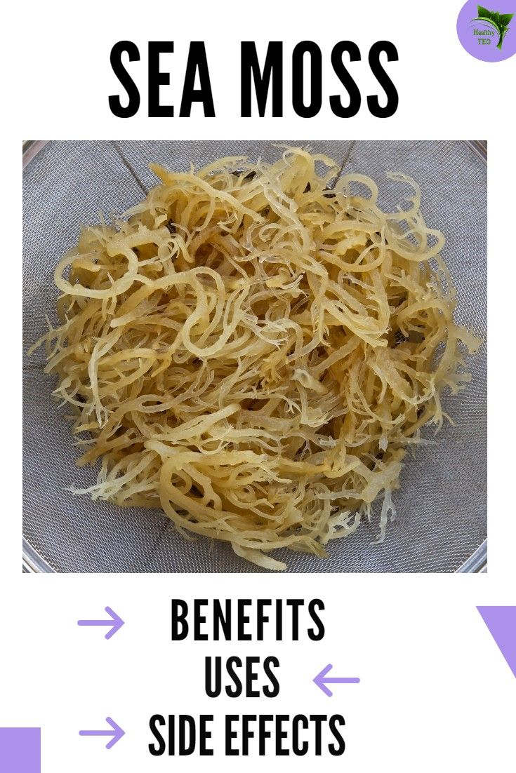 Benefits Of Sea Moss And How To Use It Sea Moss Seamoss Benefits Vegan Food Pyramid