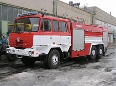 T815 CAS20 - přestavba s úpravou kabiny na Terrno
