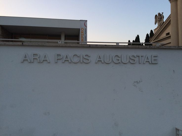 Ara pacis _Roma 2015