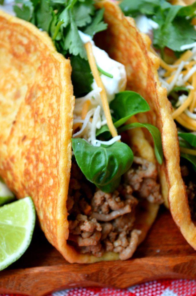 Pork Rind Tortillas | Low Carb | Pinterest | No carb diets ...