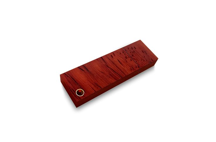 USB Flash Drive: model FS-042 (Bamboo XL Amber)