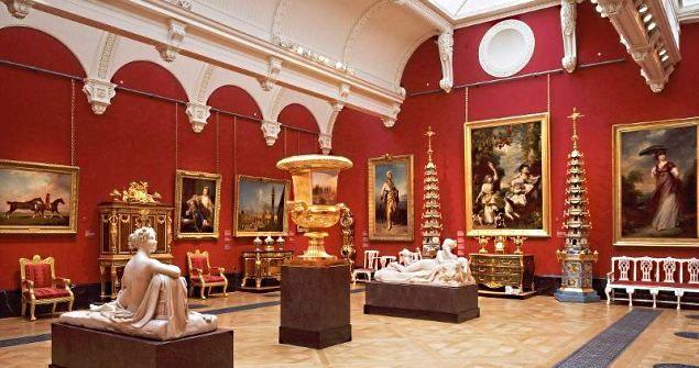 Biglietti: http://www.visitbritainshop.com/italia/attrazioni/product/british-music-experience.html?utm_source=vivi_londra_it&utm_medium=affiliate&utm_content=british_music_experience&utm_campaign=vivi_londra_it Inclusa nel London Pass:  http://www.vivilondra.it/LondonPass.html  Queen's Gallery è la galleria d'arte di Buckingham Palace. Vi sono esposte opere appartenenti alla Royal Collection. La galleria sorge sulle rovine della cappella reale, bombardata durante la seconda guerra mondiale.