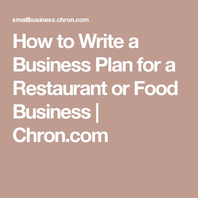 Thinking about starting your own restaurant?