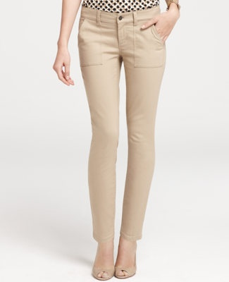 khakisDenim Cargo, Work Girls, Cargo Pants, Work Fashion, Crop Cargo, Workin Girls, Anne Taylors, Cargo Crop, Business Casual